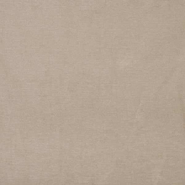 D150 Cream Solid Durable Chenille Upholstery Fabric By The Yard