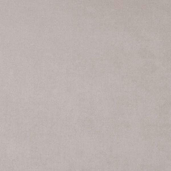 D222 Ivory, Solid Durable Woven Velvet Upholstery Fabric By The Yard