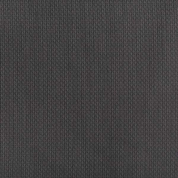 D350 Navy Beige Basket Weave Woven Jacquard Upholstery Fabric (By The Yard)