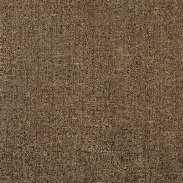 D902 Mocha Brown Textured Solid Jacquard Upholstery Fabric (By The Yard)