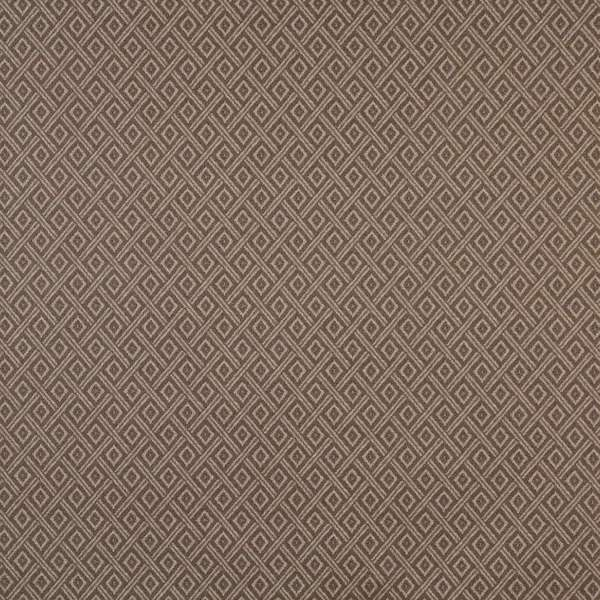 Brown, Diamond Crypton Contract Grade Upholstery Fabric By The Yard