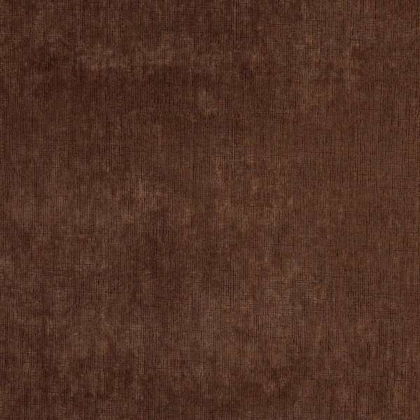 D853 Brown Texture Grid Stain Resistant Microfiber Upholstery Fabric (By The Yard)