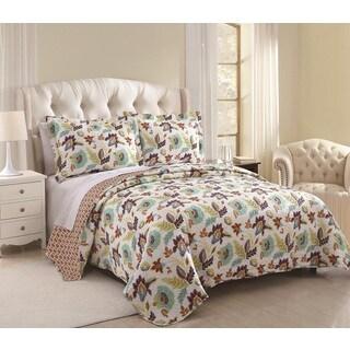Loxley 3-piece Quilt Set