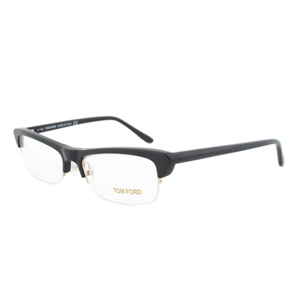 Tom Ford FT5133 001 Black Eyeglass Frames - Size 54
