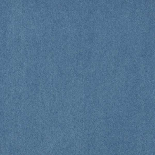 E004 Blue Jean Preshrunk Washed Denim Fabric (By The Yard)