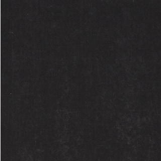 Black Smooth Polyester Velvet Upholstery Fabric (By The Yard)
