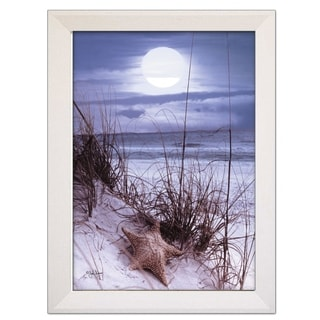 'The Seashore' Coastal Framed Art