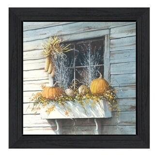 Window Dressing' Framed Art