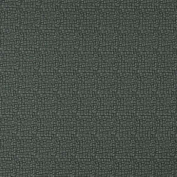 E266 Black Grey Cobblestone Residential Contract Upholstery Fabric (By The Yard)