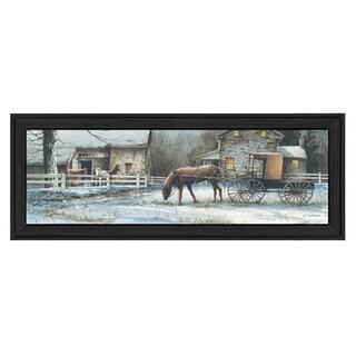 Evening on the Farm' Framed Art