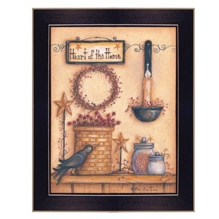 Heart of the Home Framed Art