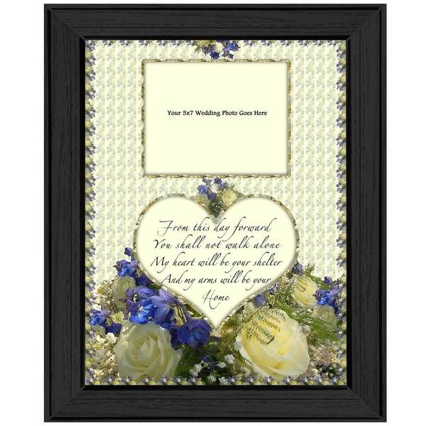 From this Day/Wedding' Framed Art