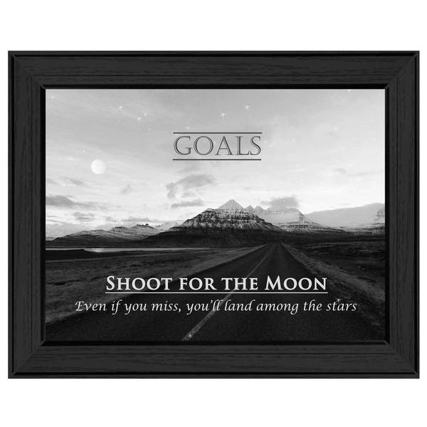 Goals' Framed Art