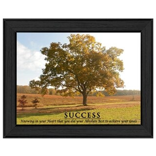 Success' Framed Art