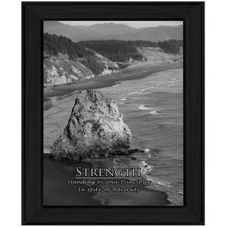 Strength' Framed Art