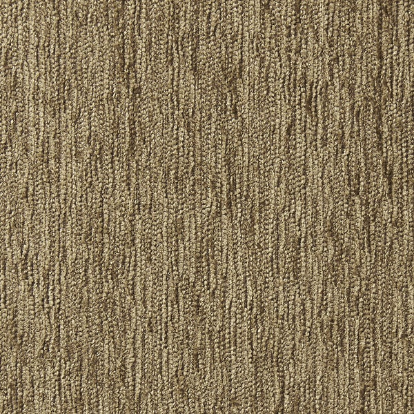 F880 Beige Textured Solid Chenille Upholstery Fabric By The Yard