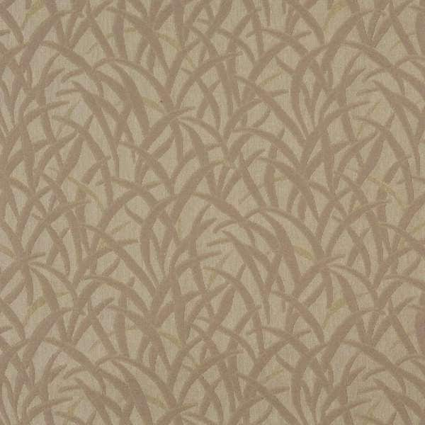 E587 Olive Green Grassy Meadow Jacquard Upholstery Grade Fabric (By The Yard)