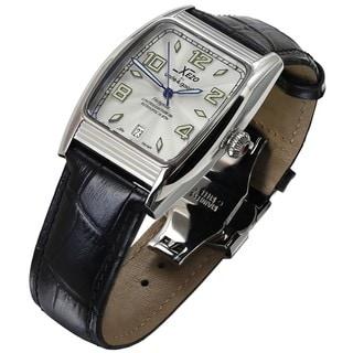 Xezo for Unite4:good Incognito Mens Limited Edition Sapphire Automatic Watch