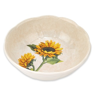 11-inch Sunflower Serving Bowl