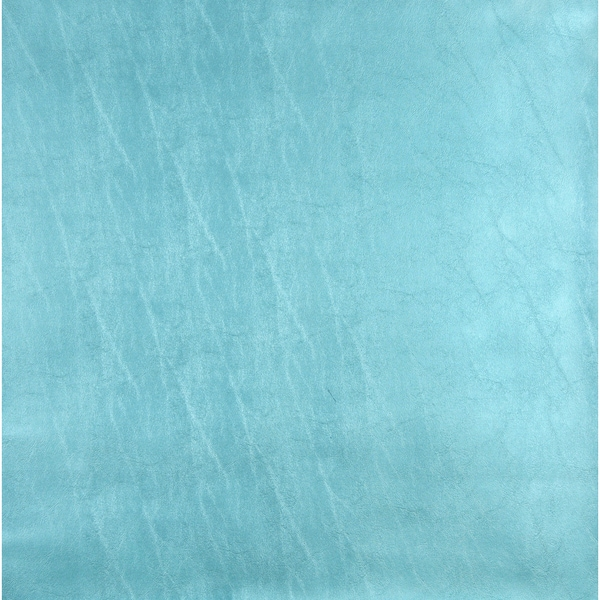 G144 Turquoise Shiny Marine Grade Upholstery Vinyl By The Yard