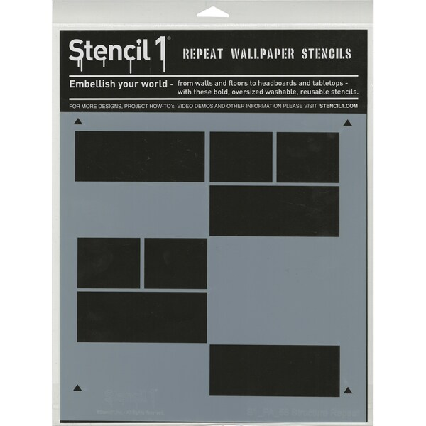 Stencil1 11inX11in Stencil Structure