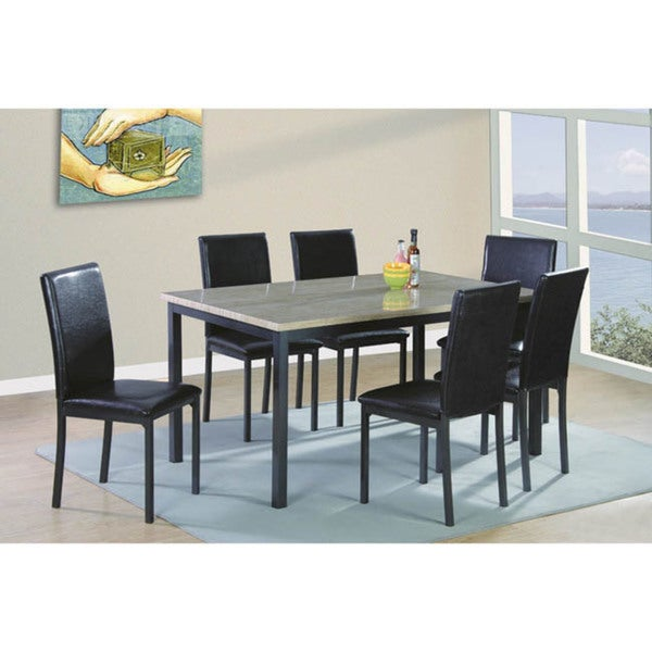 Easy Home Living 7-Piece Dining Set 15652328