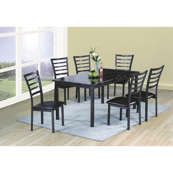 Easy Home Living 7-Piece Dinette Set 15652329