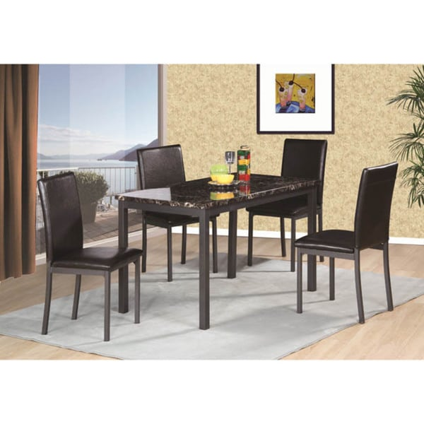 Easy Home Living 5-Piece Dining Set 15652381