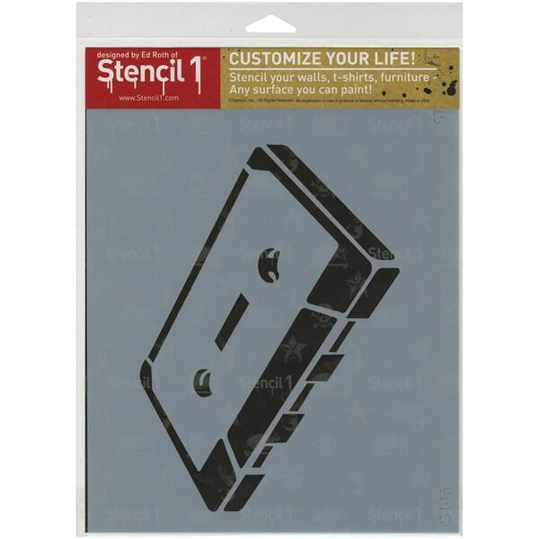 Stencil1 8.5inX11in Stencil Cassette