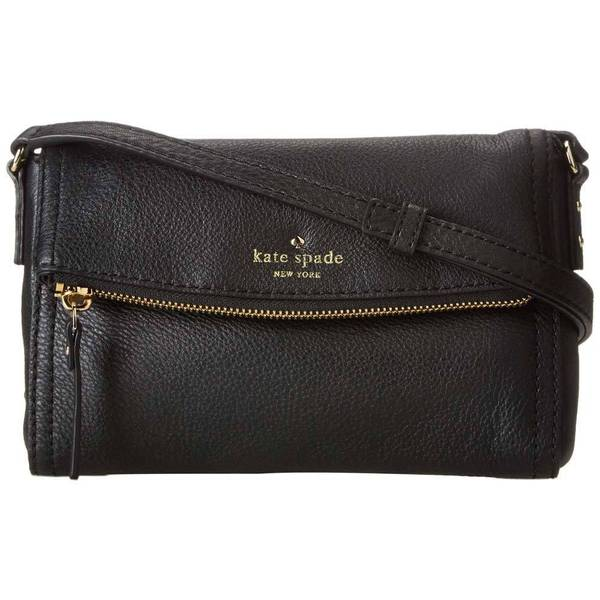 Kate Spade New York Mini Carson Crossbody Bag Black