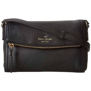 Kate Spade New York Mini Carson Crossbody Bag Black
