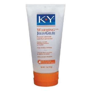 K-Y 5-ounce Warming Jelly