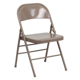 Orchid Beige folding chairs