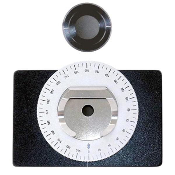 Simple Polarizing Kit for Compound Microscopes
