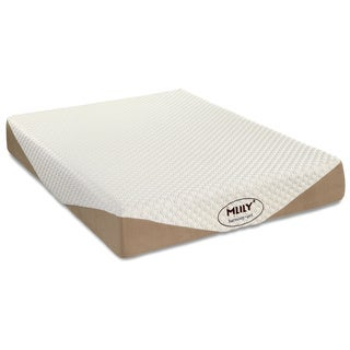 Mlily Harmony 10-inch Queen-size Gel Memory Foam Mattress
