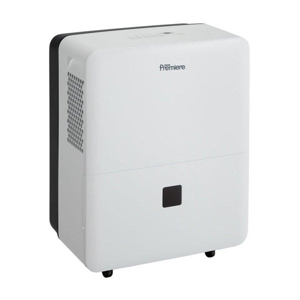 Danby 50-pint Dehumidifier with Removable Air Filter White