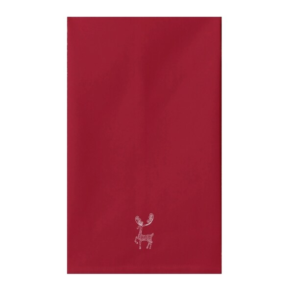 Holiday Animal Blue/ Red/ Grey/ Green Tea Towel