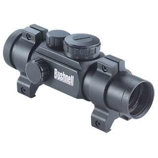 Bushnell Trophy Red Dot Scope 1x28 Red/ Green Dot 4 Interchangeable