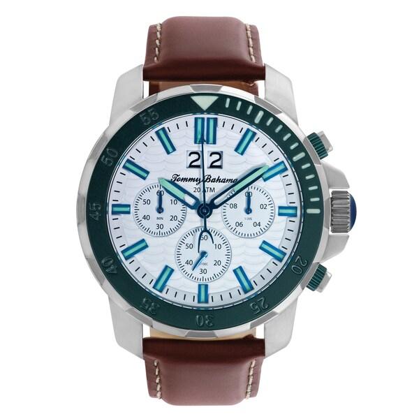 Tommy Bahama Big Island Diver Chronograph Watch