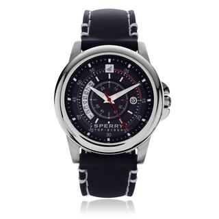 Sperry Men's 'Skipper' Silicone Strap Watch