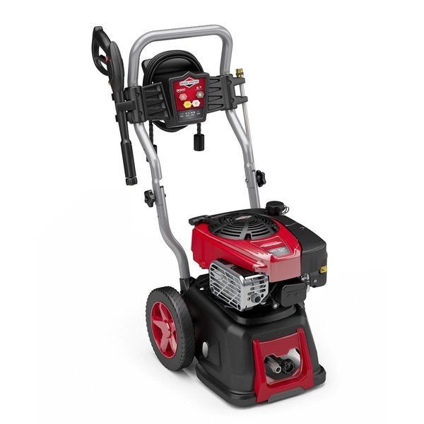 Briggs and Stratton 3000 Max PSI / 2.7 Max GPM Gas Pressure Washer with Quiet Sense Technology