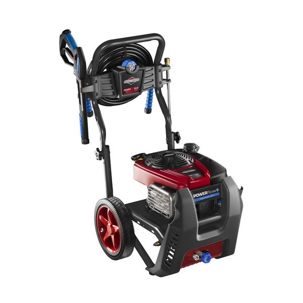 Briggs and Stratton 3000 Max PSI / 5.0 Max GPM POWERflow+ Technology Gas Pressure Washer