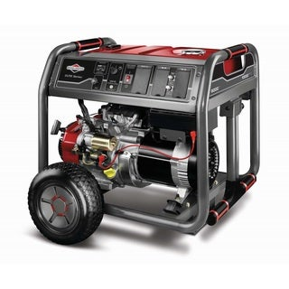Briggs and Stratton 8000 Watt Gas Powered Elite Series Portable Generator