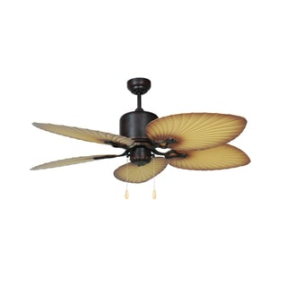 52 Inch Ceiling Fan in Oil Rubbed Bronze Finish with 72 Inch Lead Wire