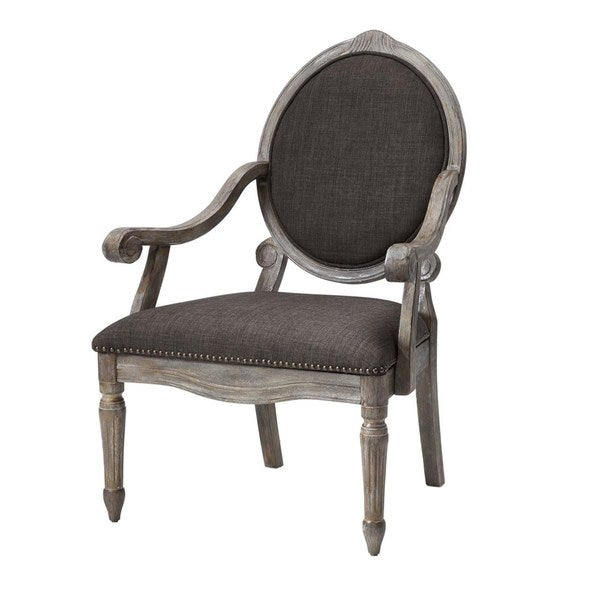 Brentwood Grey Accent Chair