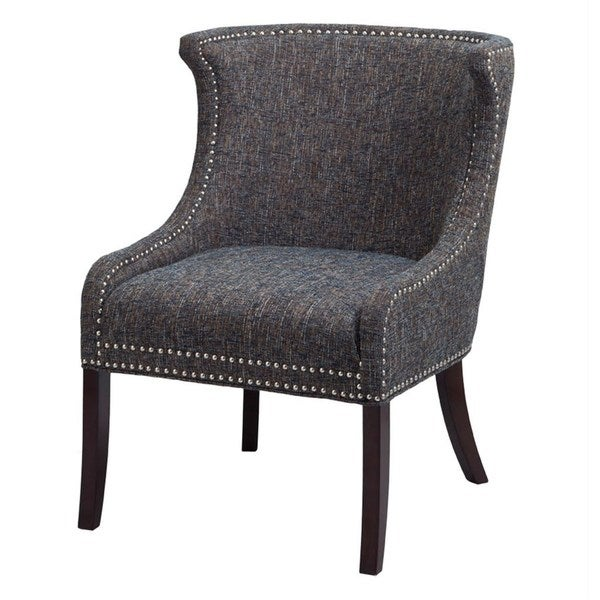 Demi Grey Accent Chair