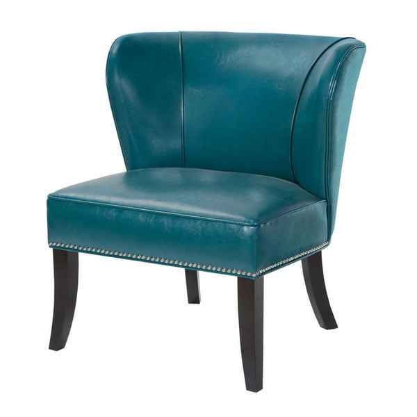 Hilton Blue Accent Chair