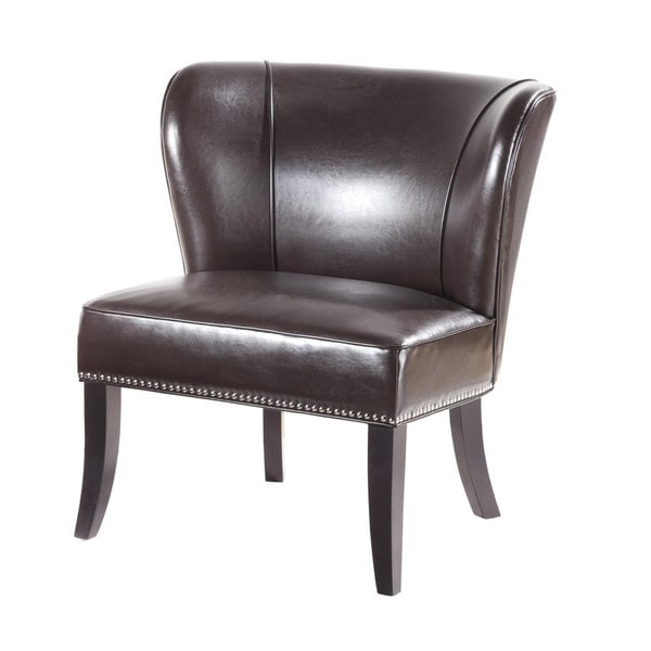 Hilton Brown Accent Chair