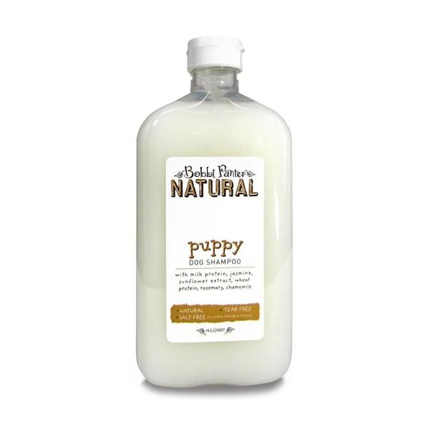 Bobbi Panter Natural Puppy Shampoo 14-ounce