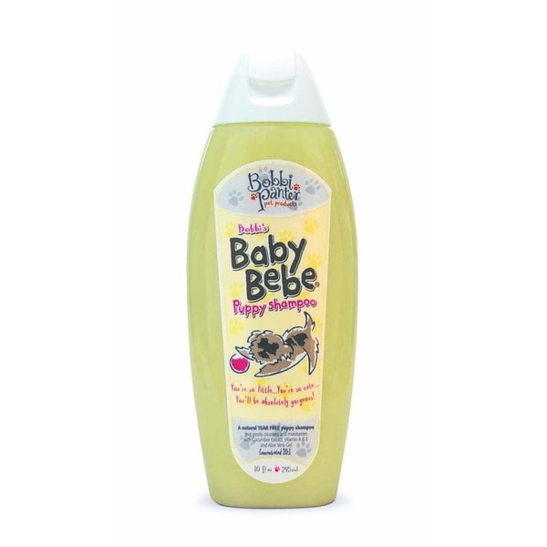 Bobbi Panter Baby Bebe Puppy Shampoo 10-ounce